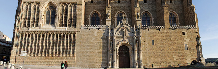 The Monastery of San Juan de los Reyes
