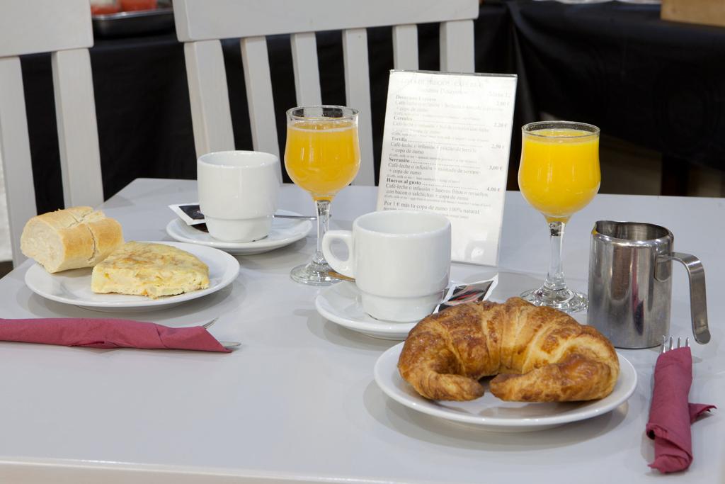 Hotel Real de Toledo | Desayuno