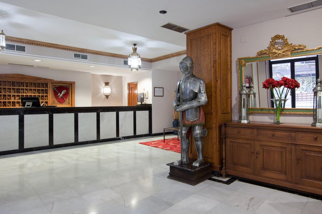 Hotel Real de Toledo | Recepción